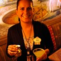 La Cava del Tequila - Specially trained Tequila Ambassador, Hilda Castillo, straight from Tequila, Mexico, shares her passion for tequila making at the newly opened La Cava del Tequila at Epcot. Hilda educates Walt Disney World guests on the rich tradition and heritage of tequila-making while showcasing the unique varieties of the Mexican drink. Copyright 2009 The Walt Disney Company.