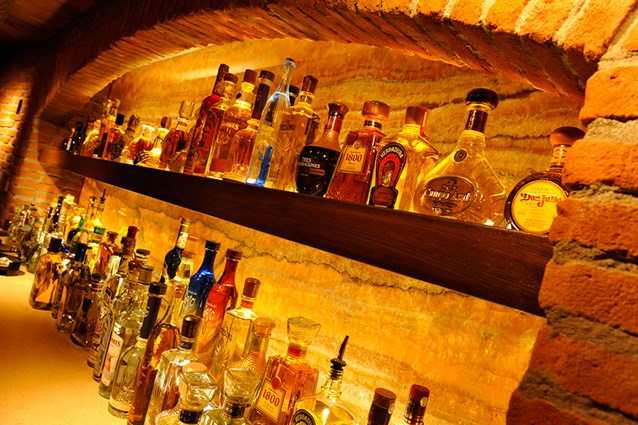 La Cava del Tequila - Copyright 2009 The Walt Disney Company