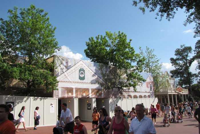 Liberty Tree Tavern exterior refurbishment