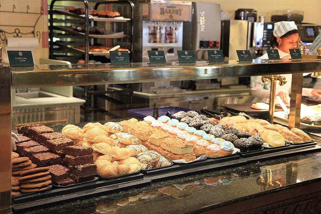 Main Street Bakery - baked goods