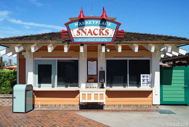 Marketplace Snacks overview