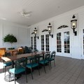 Mizner's Lounge - Additional outdoor balcony seating for Mizner's