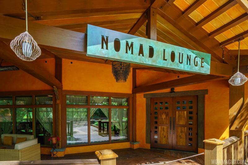 [Disney's Animal Kingdom] Tiffins et Nomad Lounge: nouvelle offre de restauration signature (depuis 2016) Nomad-Lounge_Full_28057