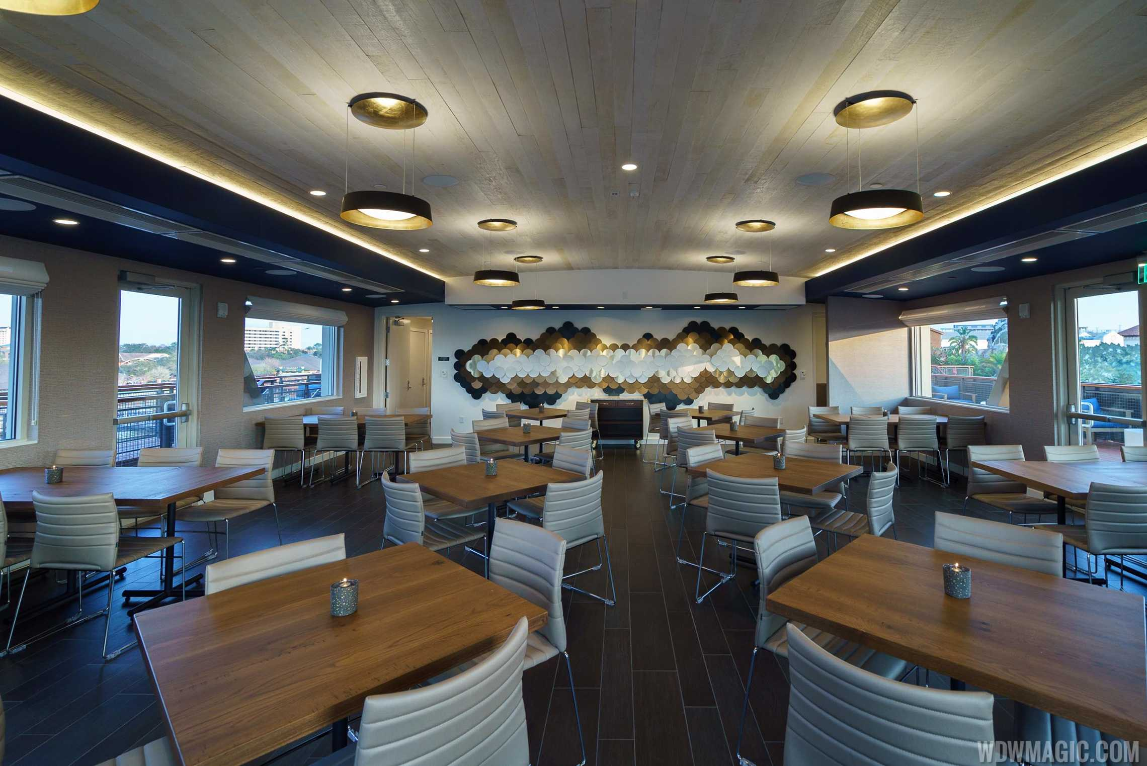 Paddlefish - Top deck private dining event space