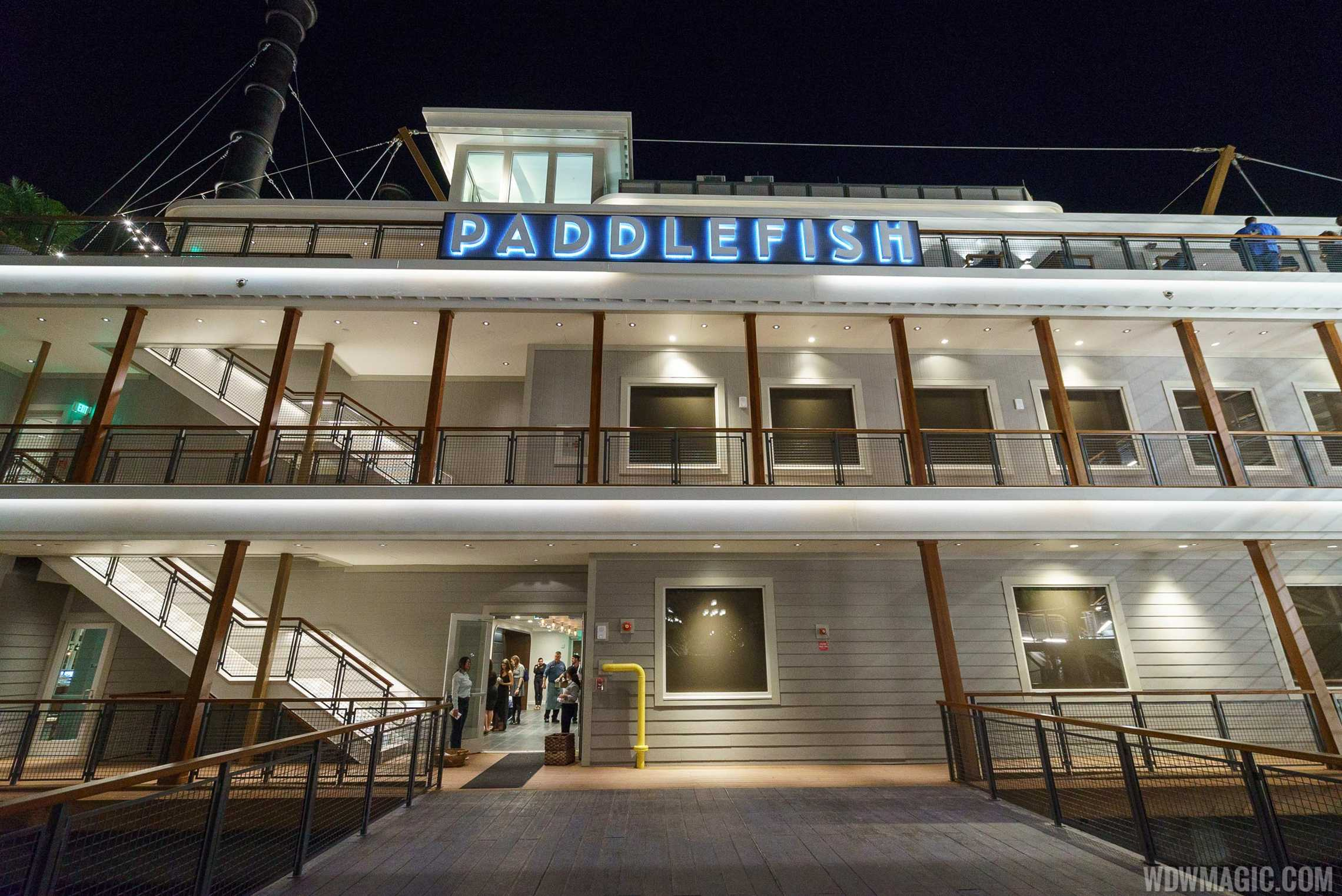 Paddlefish - Main entrance