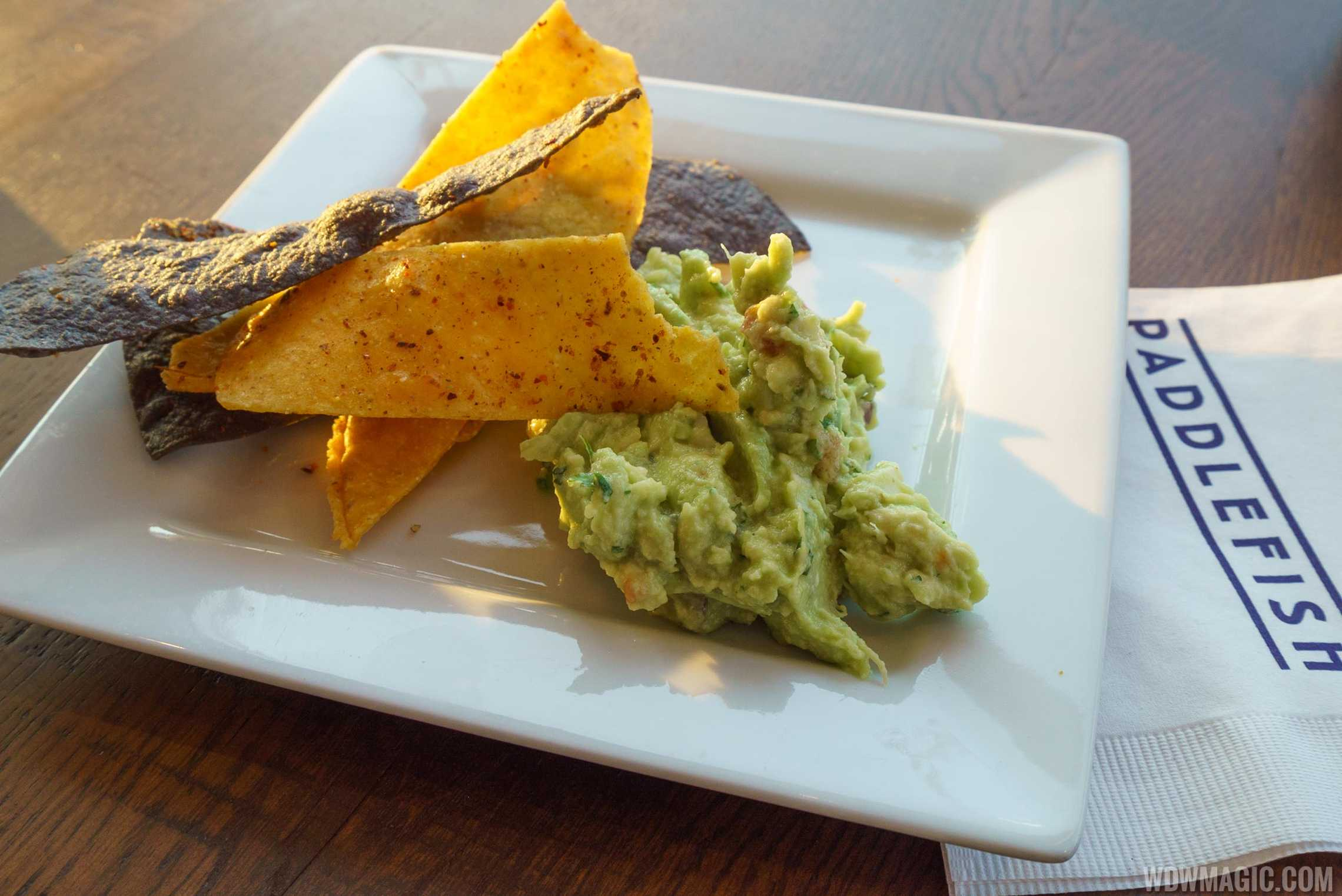 Paddlefish - Lobster Guacamole