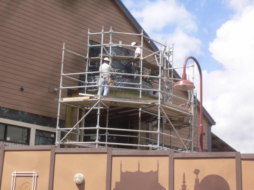 Paradiso 37 construction