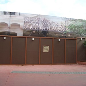 1 of 2: Pecos Bill Cafe - Exterior facade refurbishment