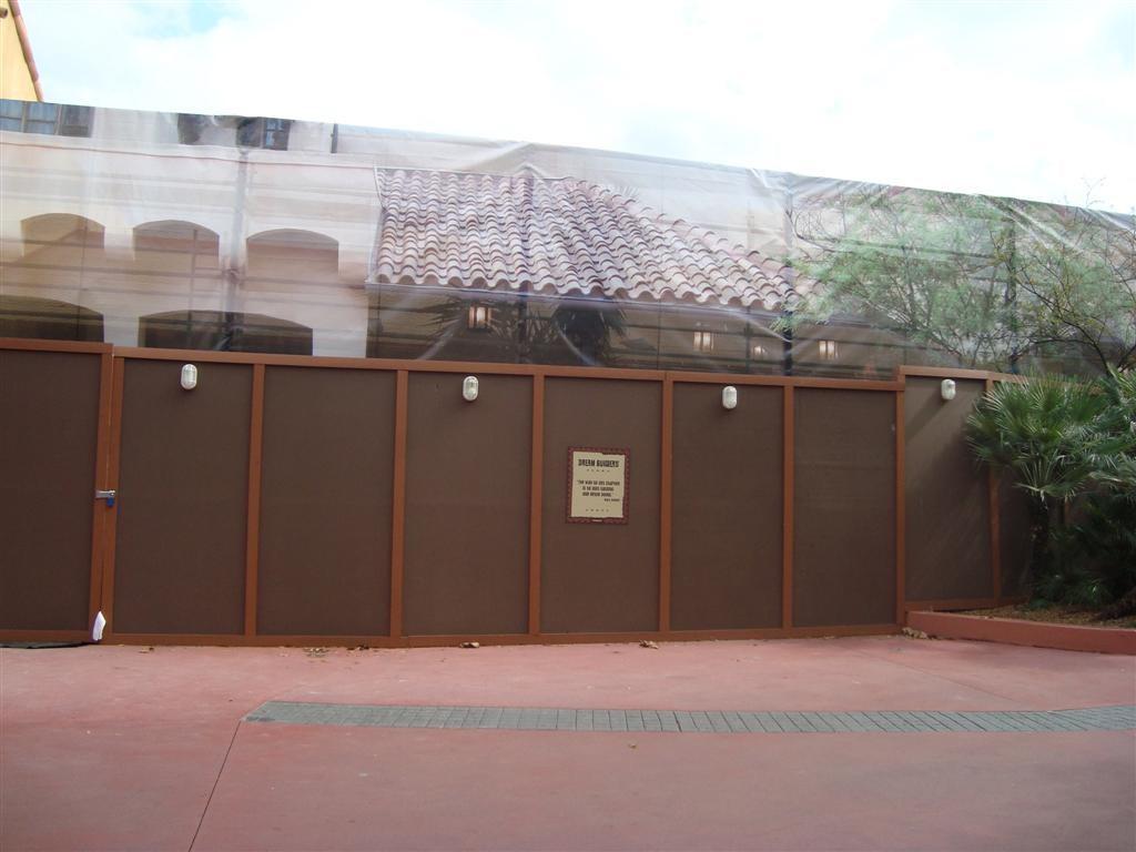 Exterior facade refurbishment