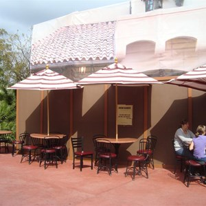 2 of 2: Pecos Bill Cafe - Exterior facade refurbishment