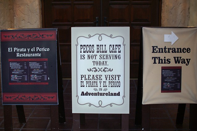 Pecos Bill Cafe