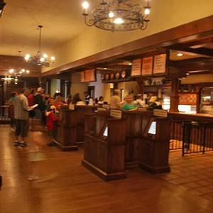 2 of 4: Pecos Bill Cafe - Pecos Bills reopens after refurbishment