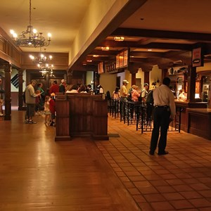 3 of 4: Pecos Bill Cafe - Pecos Bills reopens after refurbishment