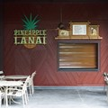 Pineapple Lanai - Pineapple Lanai kiosk and seating