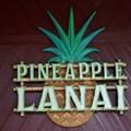 Pineapple Lanai - Pineapple Lanai signage
