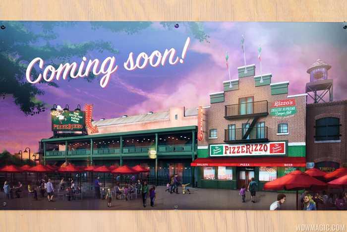 PizzaRizzo concept art