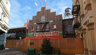 PHOTOS - PizzeRizzo latest at Disney's Hollywood Studios