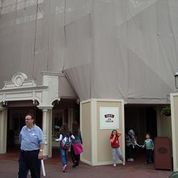 Exterior refurbishment
