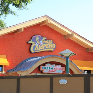 1 of 5: Pollo Campero - Construction and signage