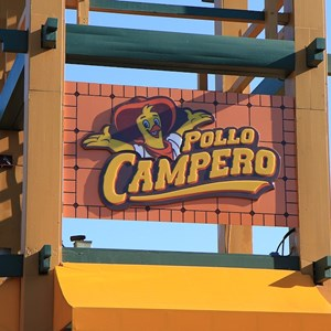 3 of 5: Pollo Campero - Construction and signage