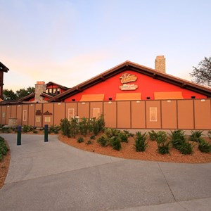 1 of 4: Pollo Campero - Walls pushed back