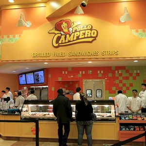 1 of 12: Pollo Campero - Service counters