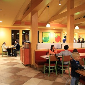 12 of 12: Pollo Campero - The dining area - a mix of tables and booths