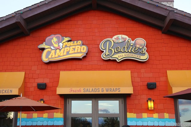 Pollo Campero - Bodie's All American