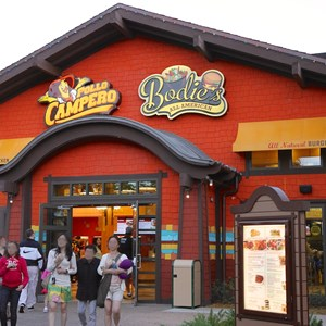 4 of 5: Pollo Campero - Bodie's All American