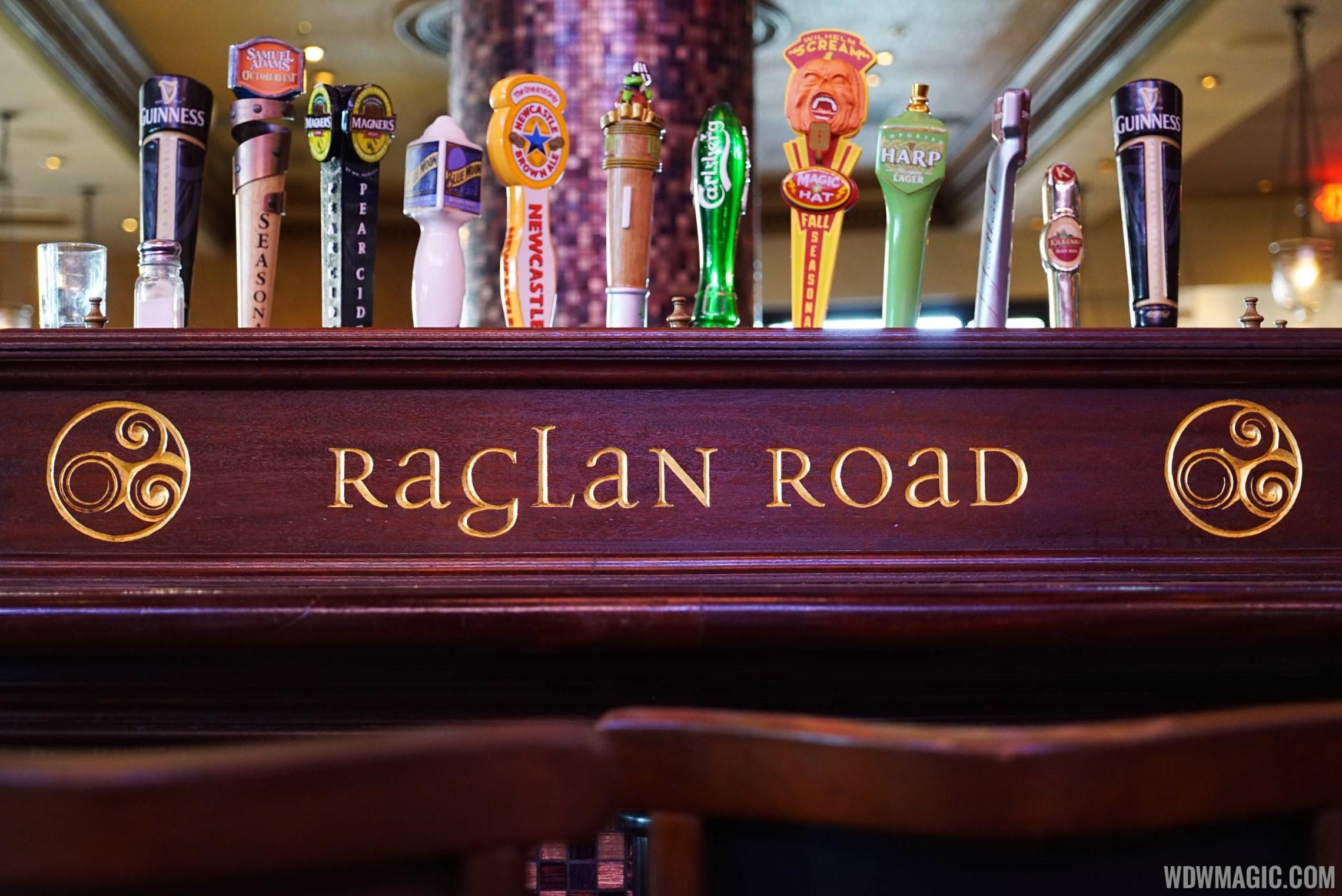 Raglan Road Dining Room