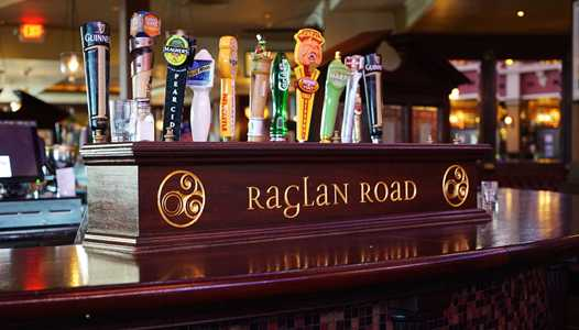 Raglan Road hosting its 4th annual Great Irish Hooley this weekend