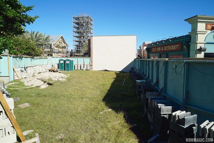 Raglan Road expansion area