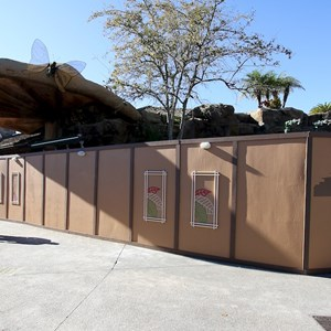 4 of 5: Rainforest Cafe Downtown Disney - Refurbishment
