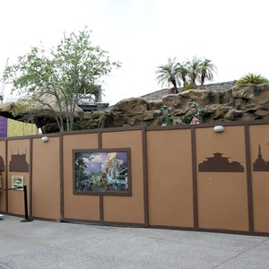 2 of 3: Rainforest Cafe Downtown Disney - Refurbishment