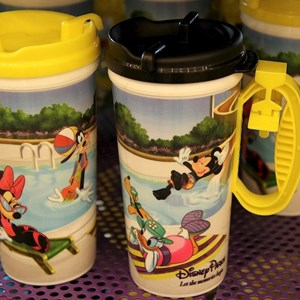 1 of 4: Rapid Fill Refillable Mug - 2011 Resort Refillable Mug