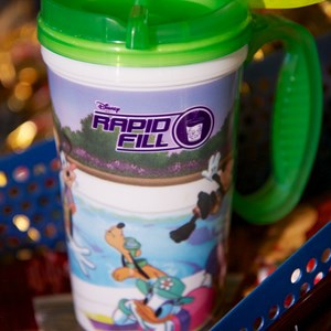 3 of 6: Refillable Mug - Rapid Fill refillable mugs - green