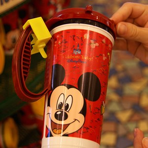 1 of 2: Rapid Fill Refillable Mug - Resort Refillable Mug