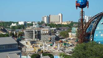 PHOTOS - Disney Springs STK Orlando construction update