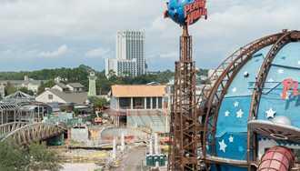 PHOTOS - STK Orlando construction update
