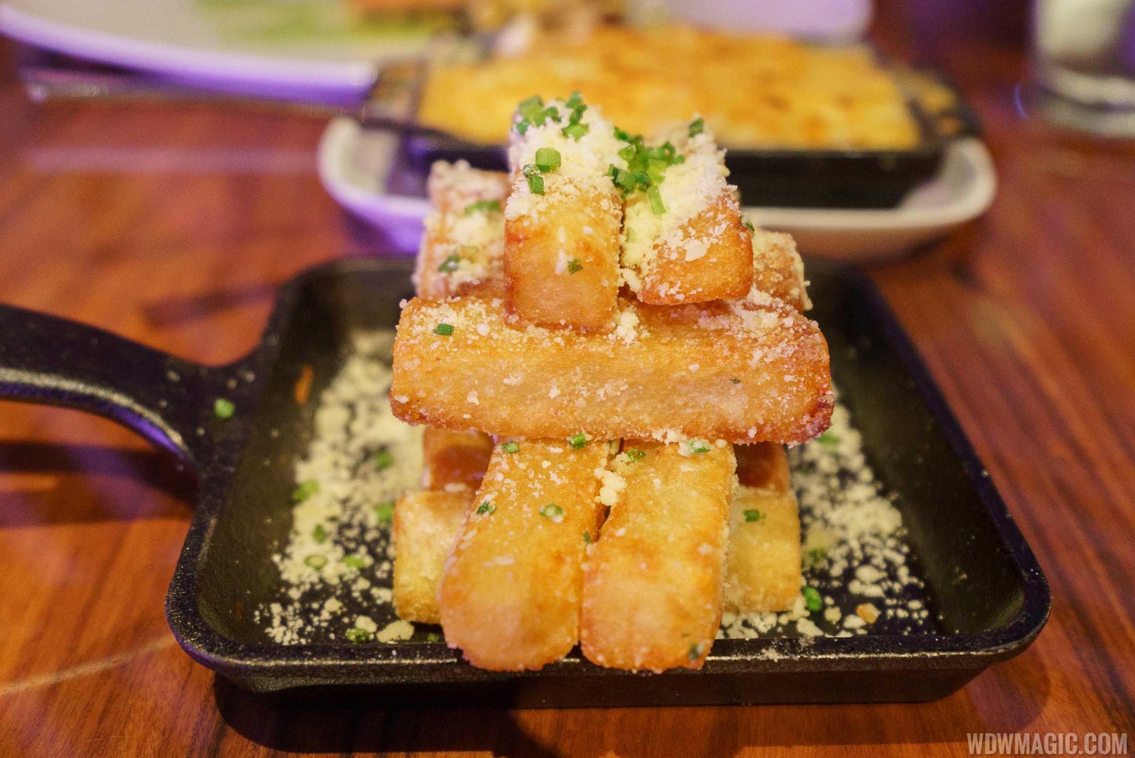 STK Orlando - Parmesan Truffle Fries