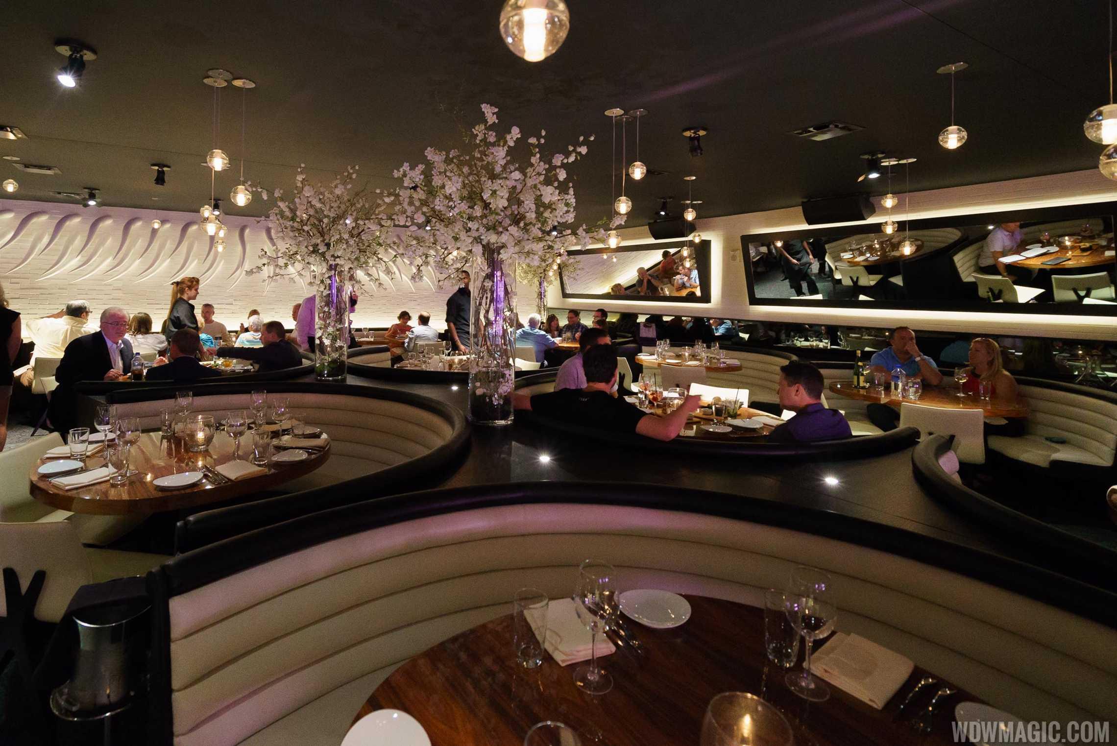 STK Orlando - Lower level main dining room