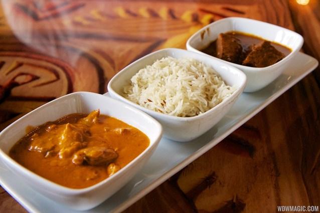 Sanaa - Sanaa lunch - Butter Chicken and Beef Short Ribs