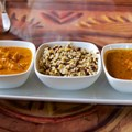 Sanaa - Sanaa lunch - Butter Chicken and Sustainable Fish with Goan Curry