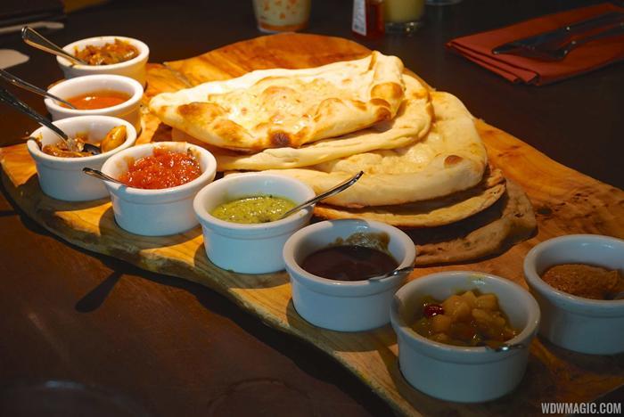 Sanaa lunch menu items