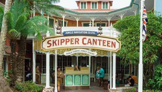 REVIEW - Jungle Cruise Skipper Canteen at the Magic Kingdom