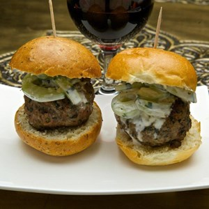 1 of 15: Spice Road Table - Spice Road Table food - Lamb Sliders