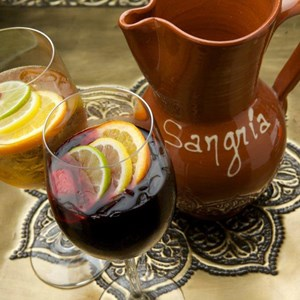 11 of 15: Spice Road Table - Spice Road Table sangria
