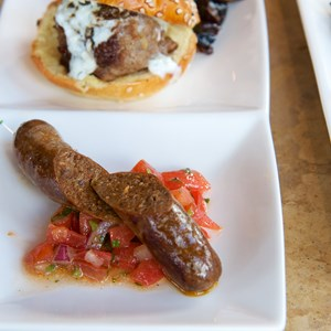 16 of 26: Spice Road Table - Spice Road Table - Merguez Sausage from the Tingis Sampler $16