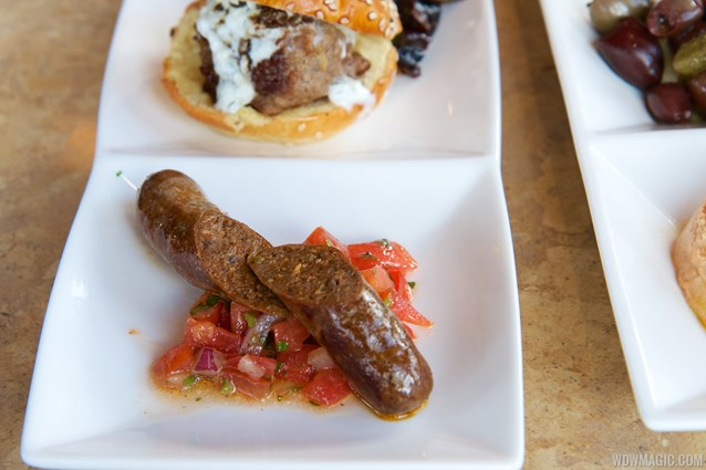 Spice Road Table - Spice Road Table - Merguez Sausage from the Tingis Sampler $16
