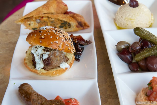 Spice Road Table - Lamb Slider from the Tingis Sampler $16